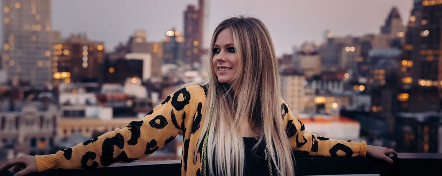 Avril Lavigne. Head Above Water Tour. Vienna, Austria 22.03.2020