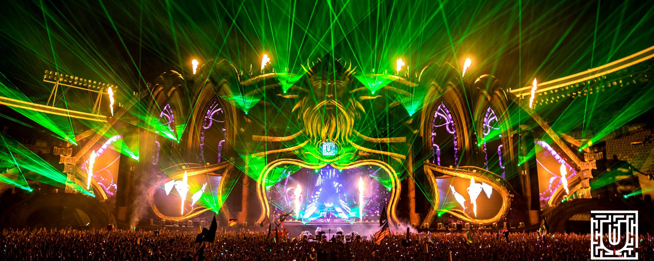 Untold festival 2020 тур из Украины