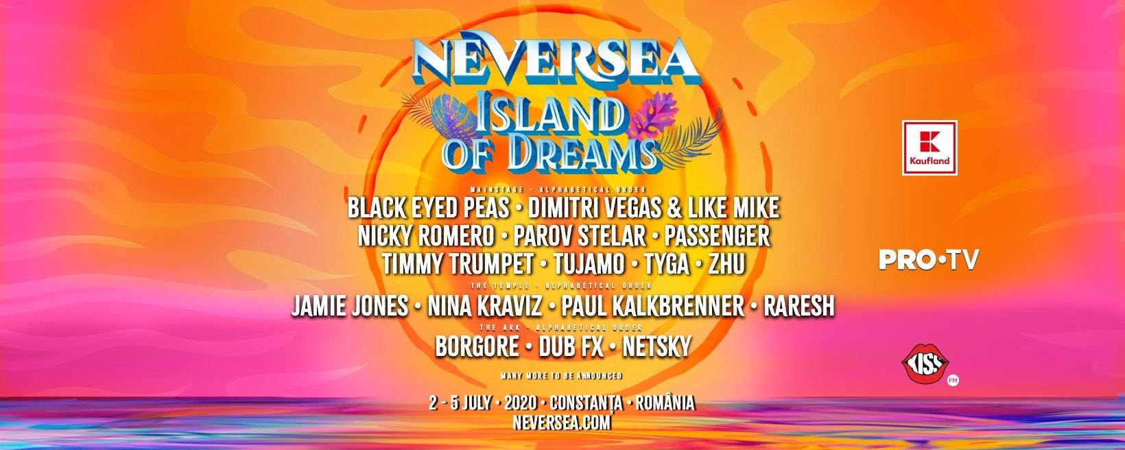 Тур из Украины на фестиваль Neversea