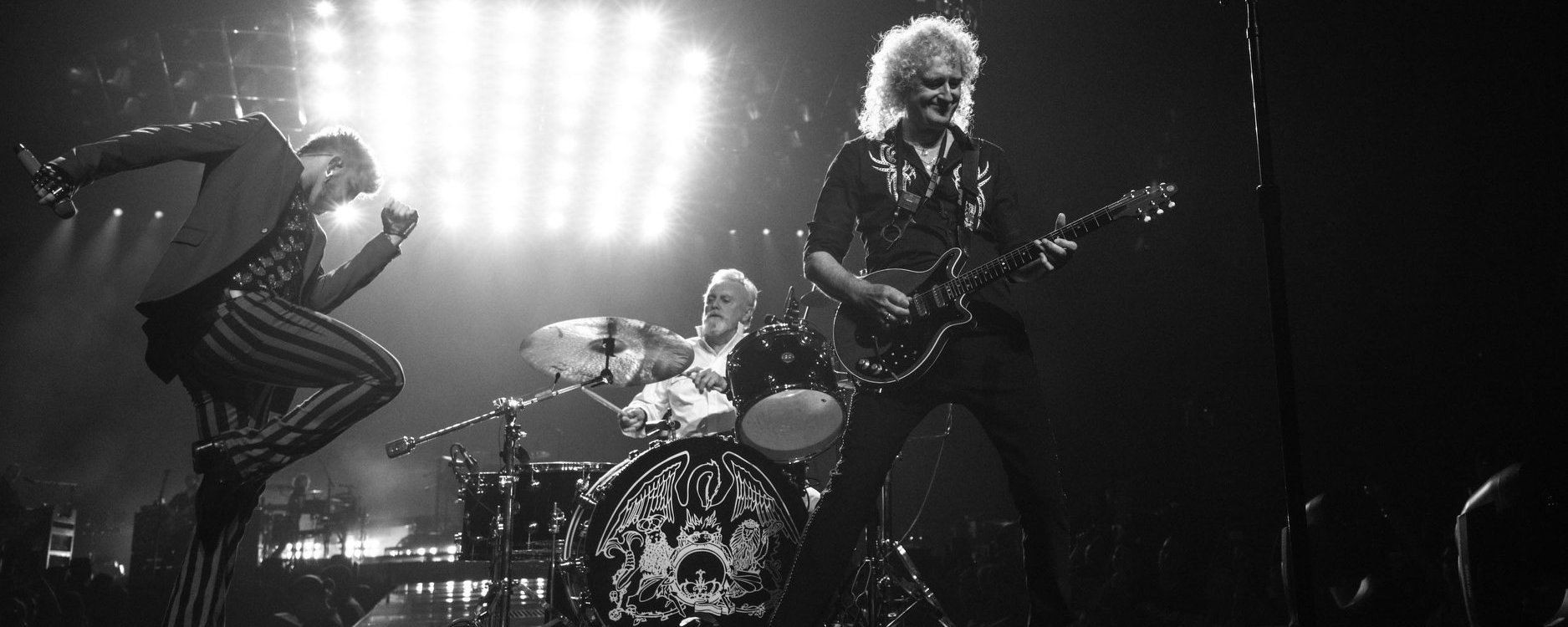 Queen + Adam Lambert. The Rhapsody Tour. Copenhagen, Denmark