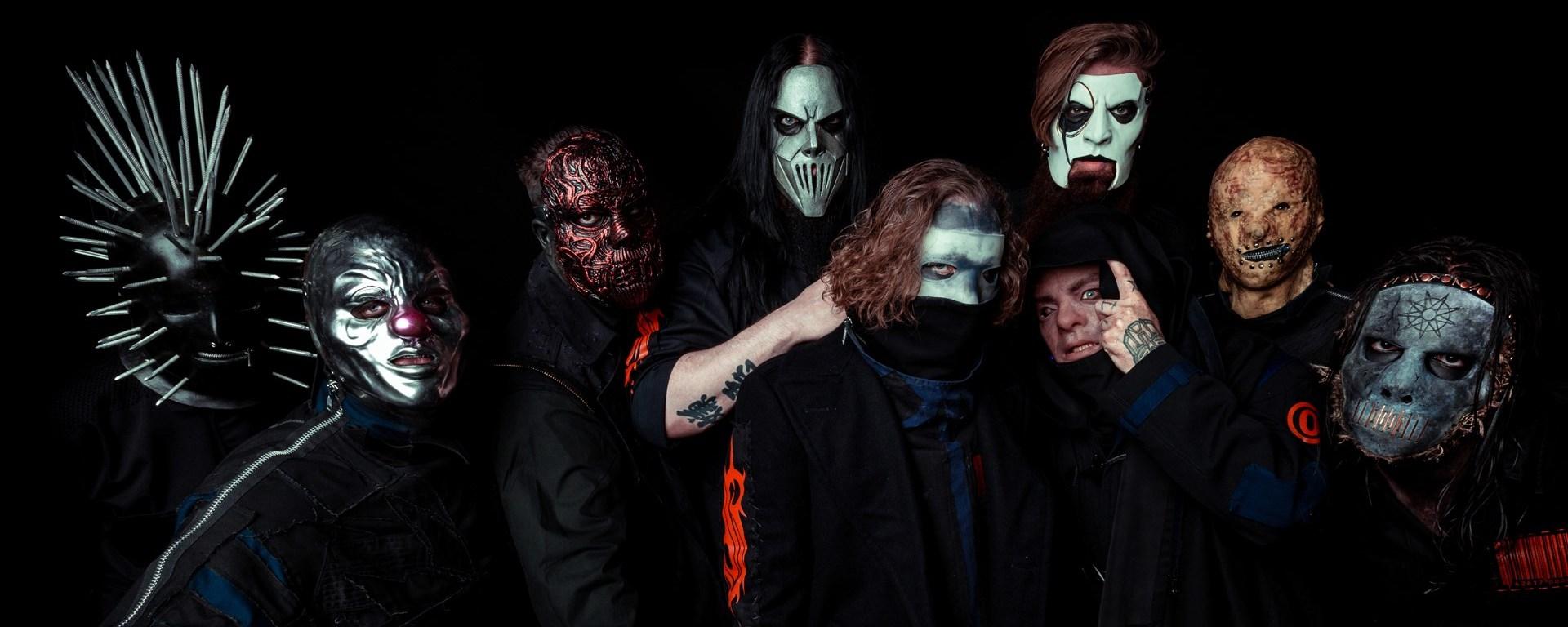 Slipknot budapest 2020 тур из Украины