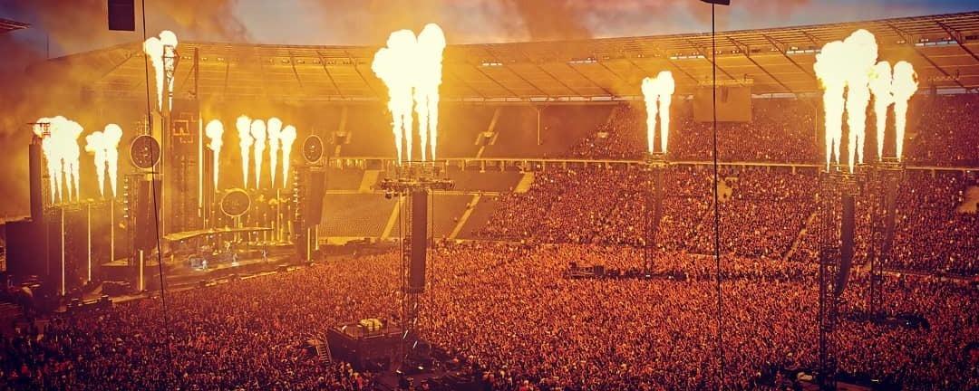 Купить билеты на концерт Rammstein в Таллине, Эстония