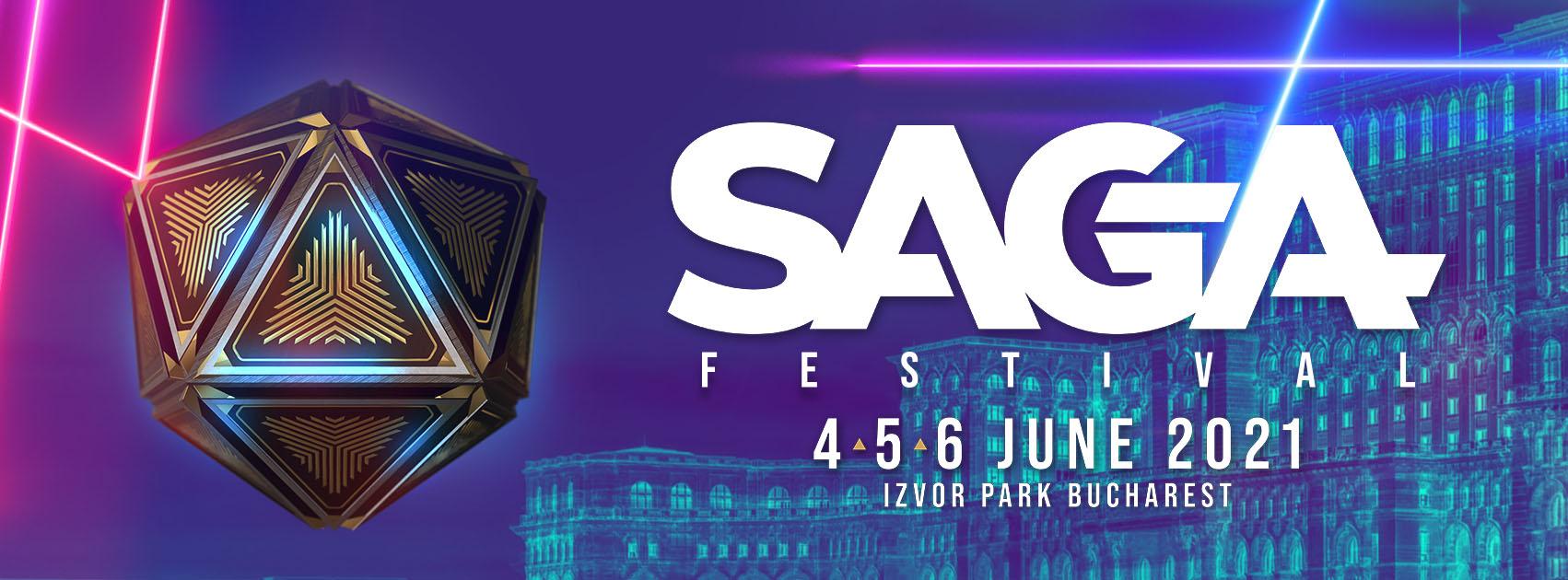 Тур из Украины на SAGA Festival