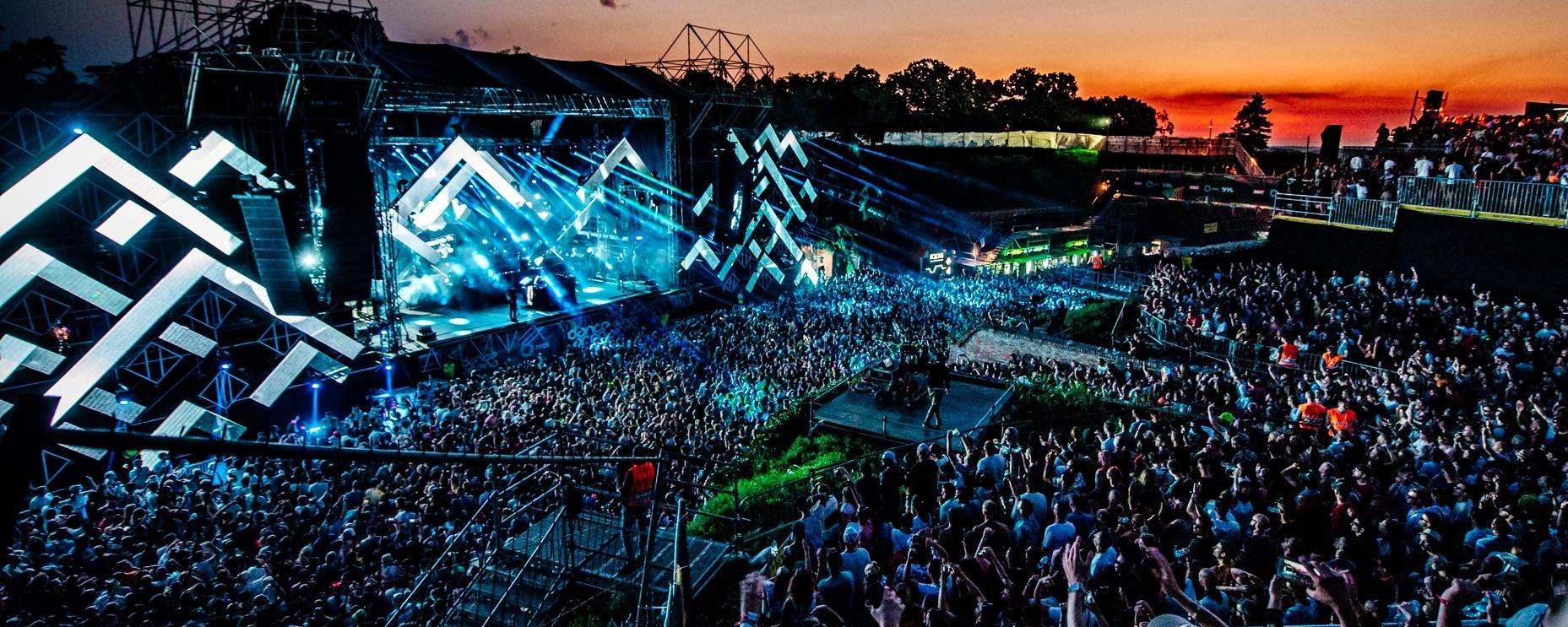 Тур из Украины на Exit festival 2021