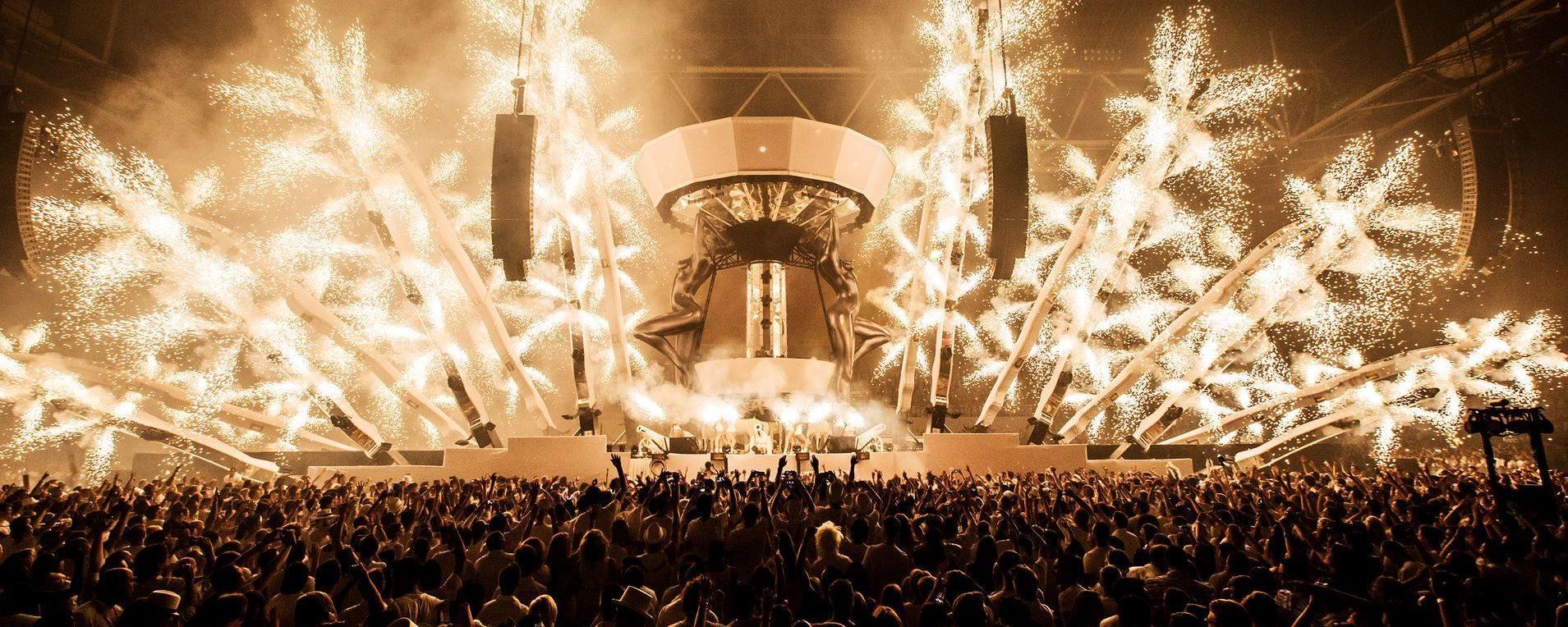 Тур из Украины на Sensation 'Beyond' 2022 в Амстердам